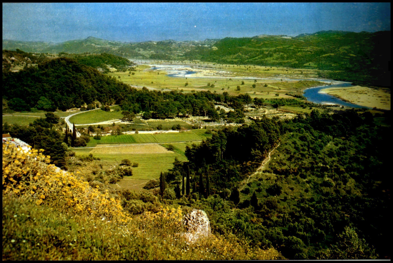 Vallée de l'Alphée